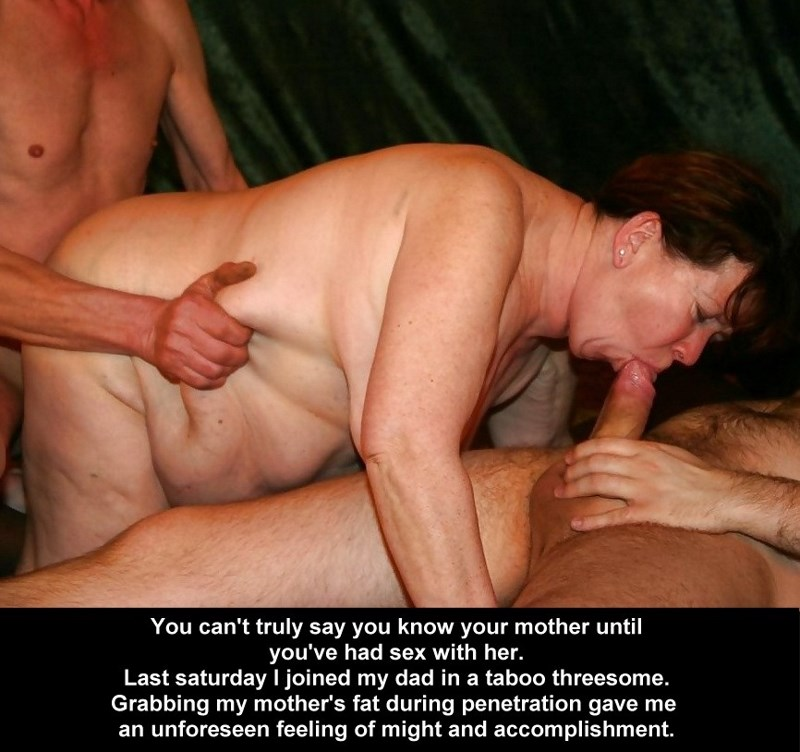 Boy seduce massage mother